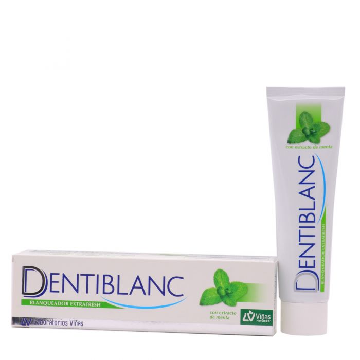 Dentiblanc Blanqueador Extrafresh Pasta Dental 100ml Viñas