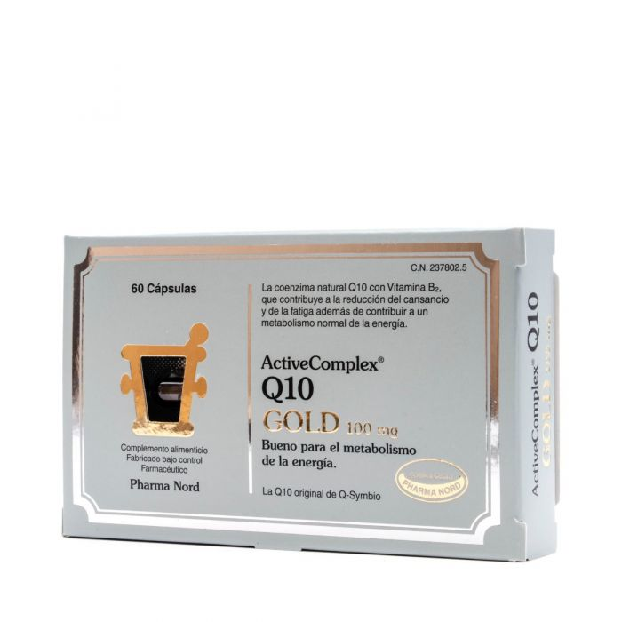 ActiveComplex Q10 Gold 100mg 60Cap