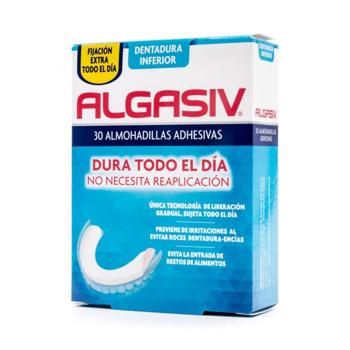 Algasiv Almohadillas Inferiores 30Uds