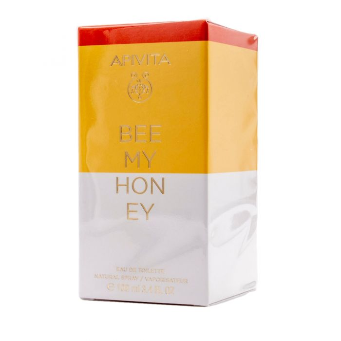 Apivita Bee My Honey Eau de Toilette Natural Spray 100ml