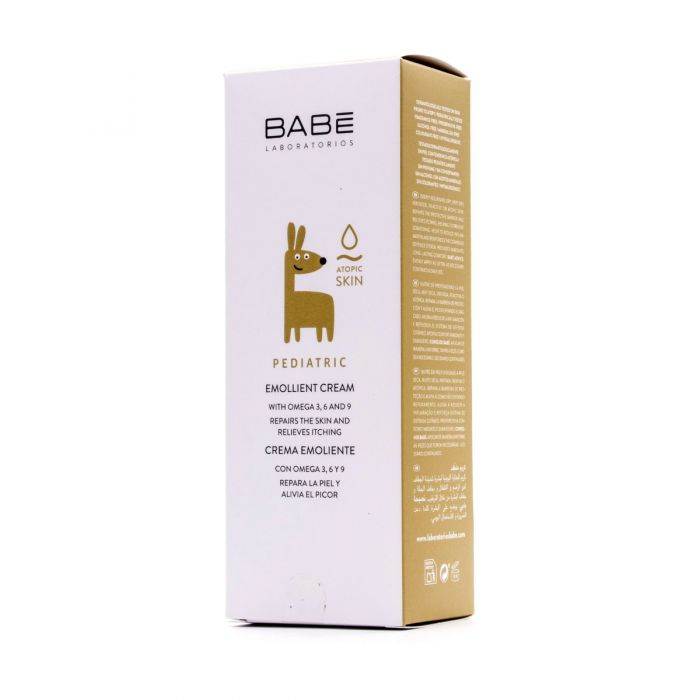 Babe Pediatric Crema Emoliente Atopic Skin 200ml