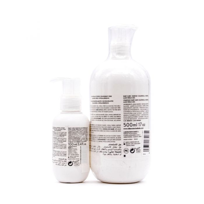 Babe Pediatric Gel de Baño 500ml