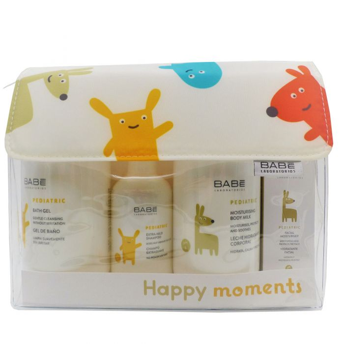 Babe Pediatric Happy Moments Pack Neceser Pediátrico