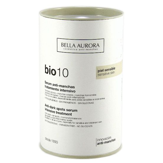 Bella Aurora Bio10 Serum Anti Manchas Pieles Sensibles 30ml