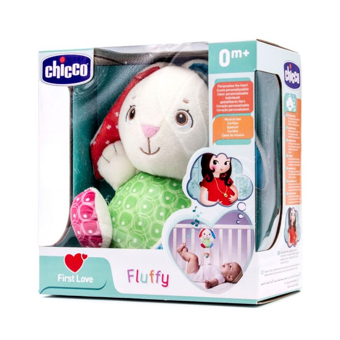 Chicco First Love Fluffy 0 Meses+
