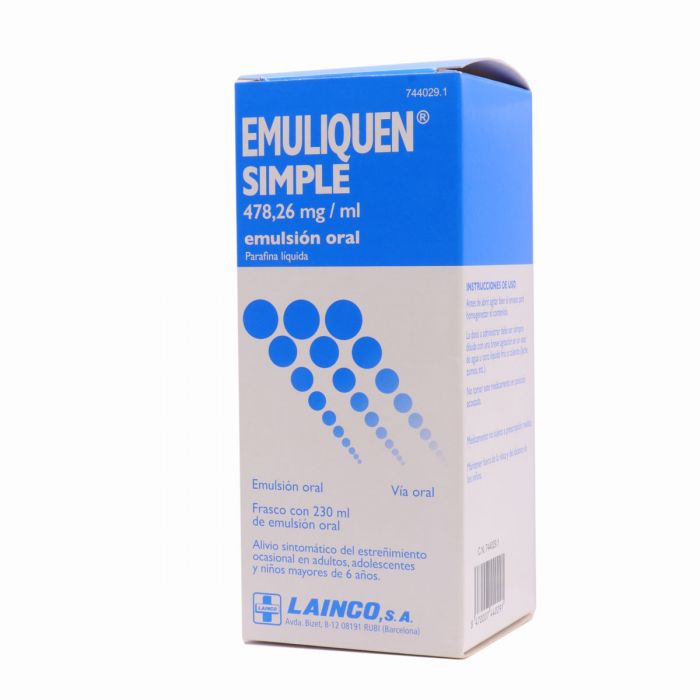 Emuliquen Simple Emulsión Oral 230 ml