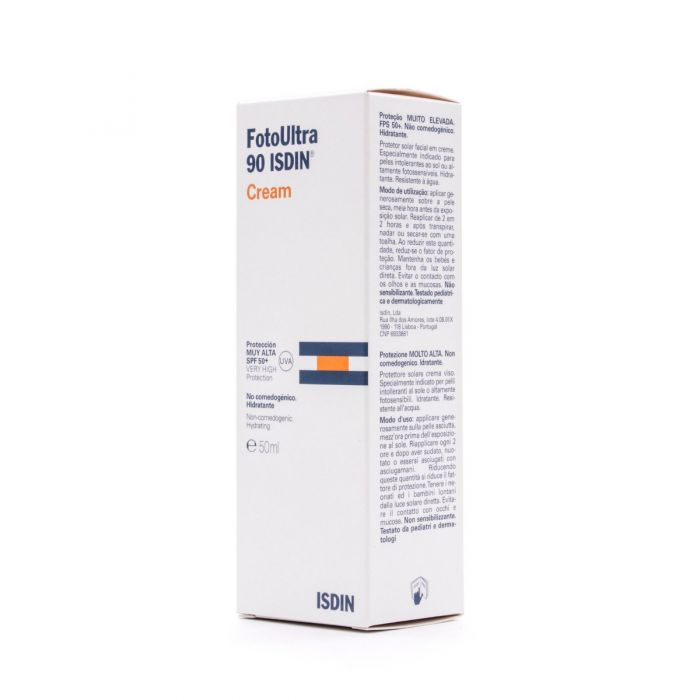 FotoUltra 90 Isdin Cream 50ml