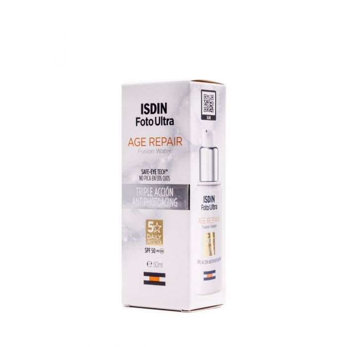 FotoUltra Isdin Age Repair Fusión Water SPF50+ 50ml