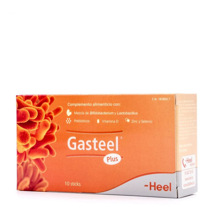 Gasteel PLUS 10 Sticks Heel