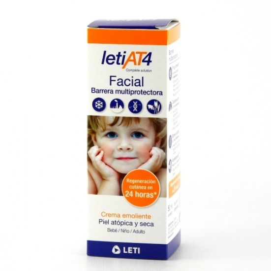 Leti AT4 Facial Atopic Skin 50ml