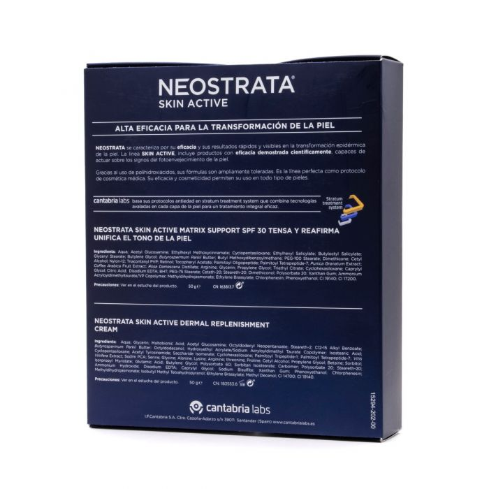 NeoStrata Skin Active Pack Matrix Support SPF30+Dermal Replenishment