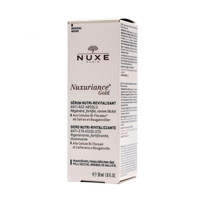 Nuxe Nuxuriance Gold Sérum NutriRevitalizante 30ml