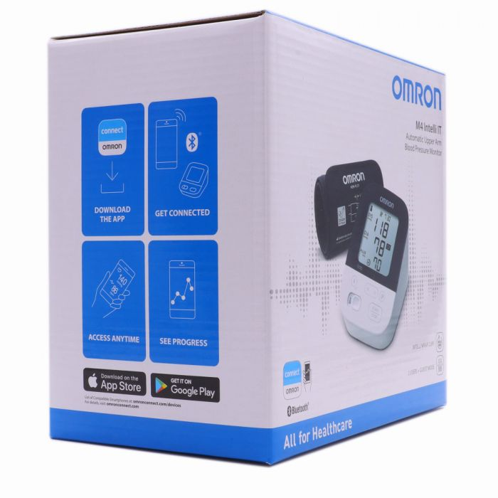 Omron M4 Intelli IT Tensiómetro de Brazo