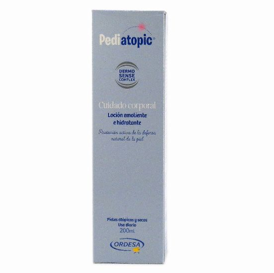 Pediatopic Cuidado Corporal 200ml