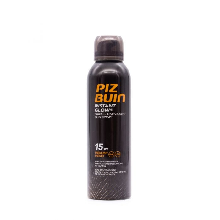 Piz Buin Instant Glow SPF15 Spray 150ml
