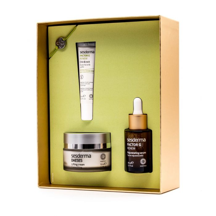 Sesderma Factor G Renew Sérum+Daeses Crema Lifting+ Factor G Renew Óvalo Facial y Cuello Pack Firmeza