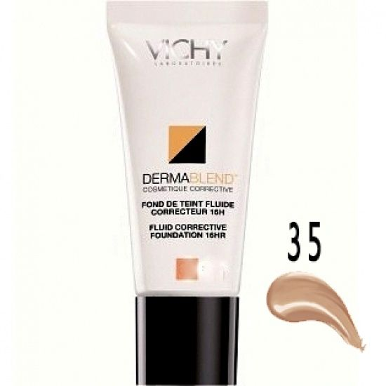 Vichy Dermablend SAND Maquillaje Fluido Corrector 35 SPF35