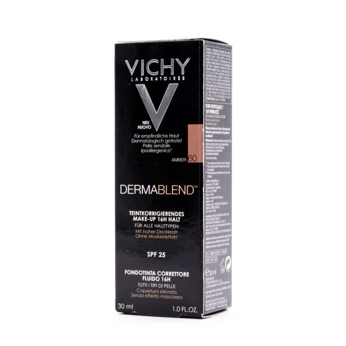 Vichy Dermablend Maquillaje Fluido Corrector 60 AMBER SPF25