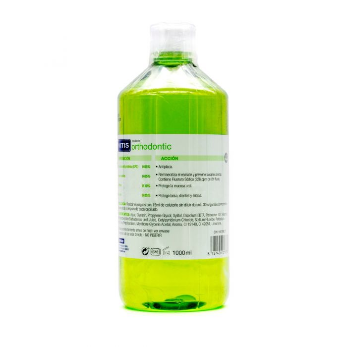 Vitis Orthodontic Colutorio 1000ml