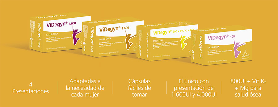 ViDegyn y la vitamina D